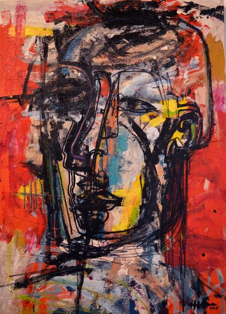 Harouna Ouedraogo, 'Figurant III', 2018, Gallery 2 Sun