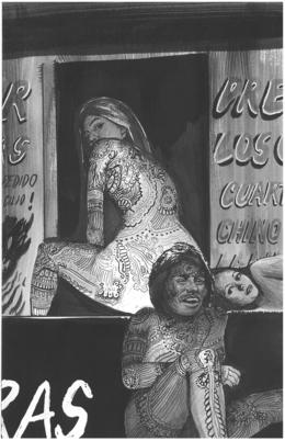 , 'Tijuaneria #34,' 2012, Luis De Jesus Los Angeles