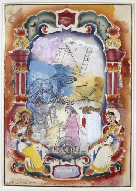 , 'Sri Lanka VIII,' 1983, Academy Art Museum