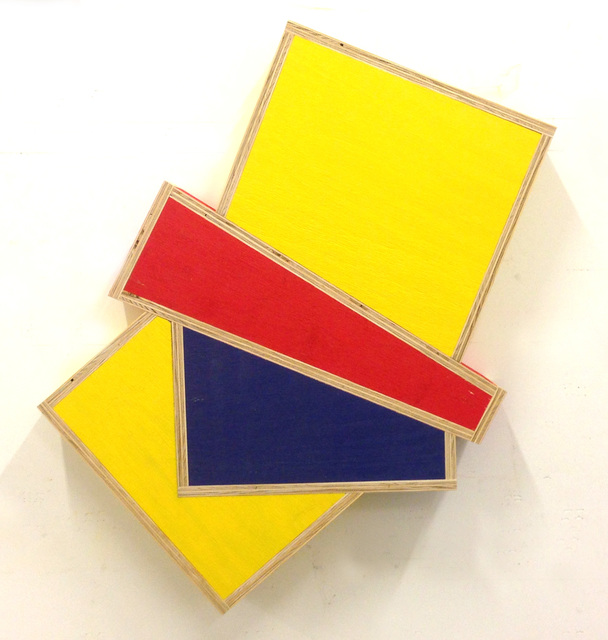 ", '""Transitional Geometry in Red, Yellow and Blue (Figure 39)"",' 2017, Leyendecker"