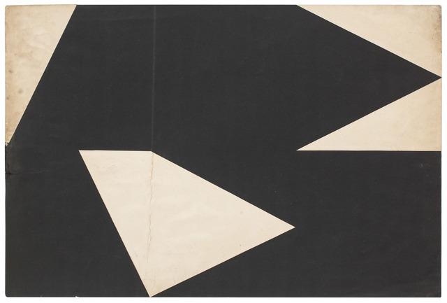 , 'Planos em superfície modulada,' 1958, Dan Galeria