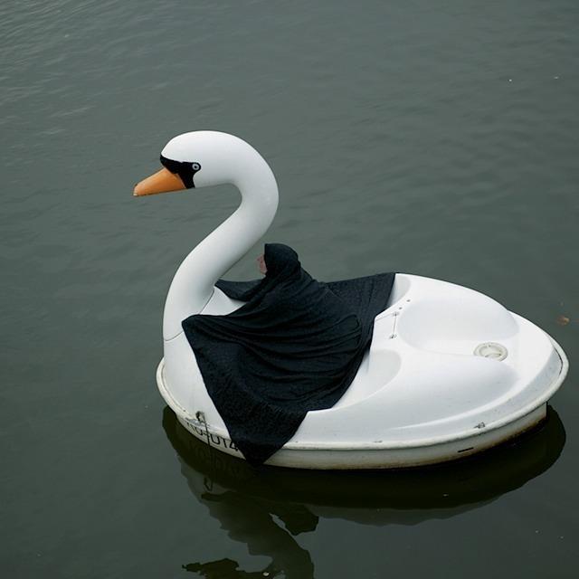 , 'Swanrider II,' 2004, Pi Artworks Istanbul/London