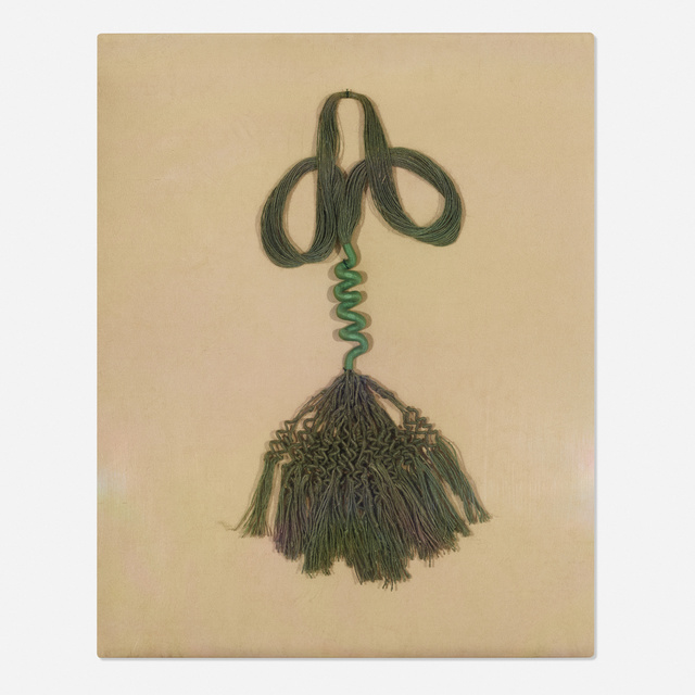 Claire Zeisler, 'Untitled (necklace)', c. 1965, Wright
