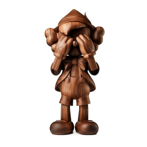 KAWS, 'Pinocchio', 2018, MSP Modern