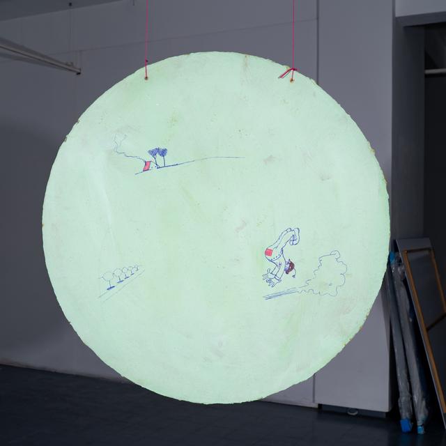 , 'Untitled,' 2018, Galeria Miguel Nabinho