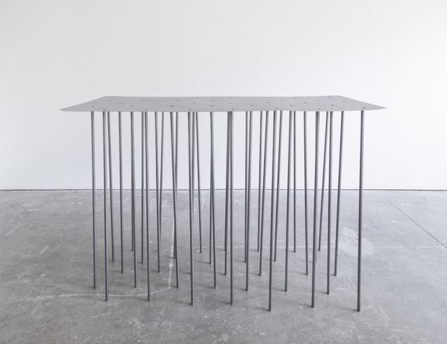Alberte Tranberg, 'Table (mattress)', 2019, Simone DeSousa Gallery