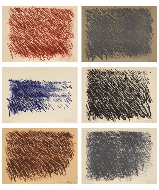, 'Untitled,' 1971, Susan Sheehan Gallery