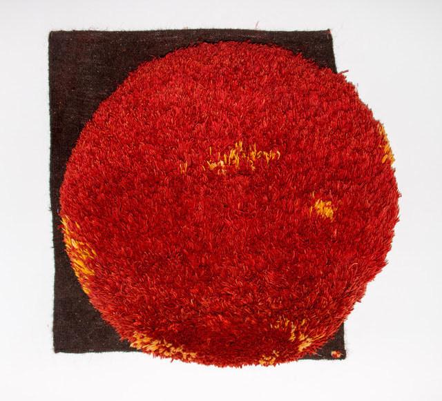 , 'Red Sun,' 2013, 50 Golborne