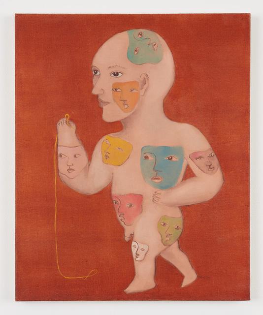 , 'El Enano Nelson Ned,' 1979, Lehmann Maupin