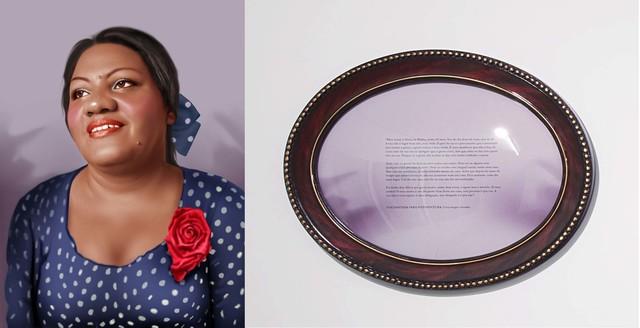 Virginia de Medeiros, 'Maria da Penha from the series Fables of Looking ', 2013, Galeria Nara Roesler