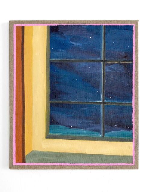 , 'Window Night,' 2016, Galleri Urbane