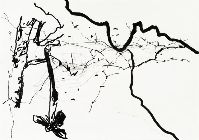 , 'Magnetic hearts 19,' 2008, Galleri Bo Bjerggaard