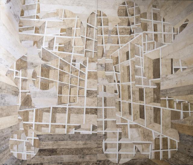 , 'Sunrise,' 2017, Galeria Nara Roesler