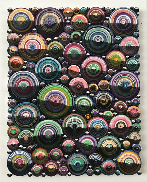 , 'Saayeha 10,' 2017, Pentimenti Gallery