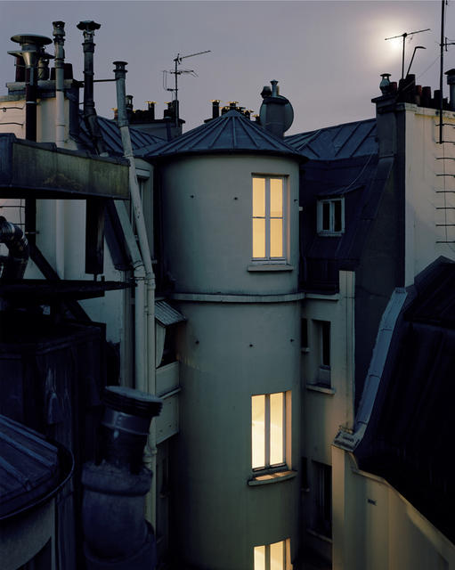 """, '""""Sur Paris"""" #100,' 2012, Galerie Thierry Bigaignon"""