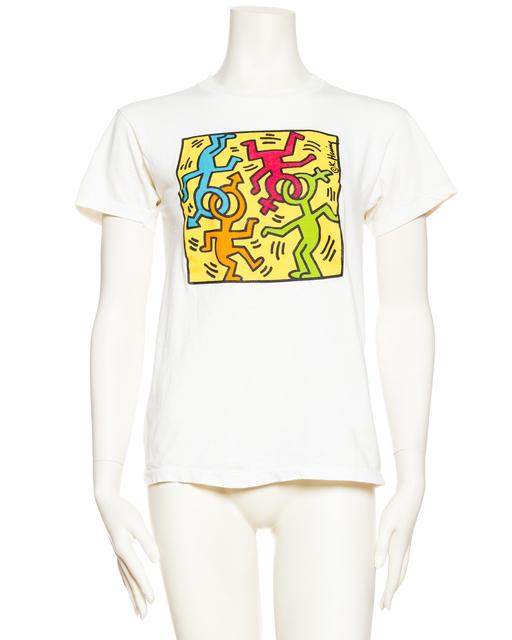 ", 'Keith Haring ""Heritage of Pride"" Shirt,' 1980's, Morphew"