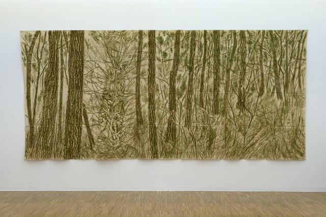 Giuseppe Penone, 'Verde del bosco', 1986, Marian Goodman Gallery
