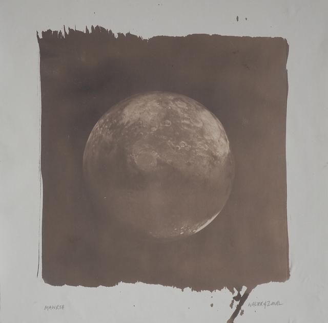 , 'Mawrth - Mars (Tuesday),' 2016, Cob