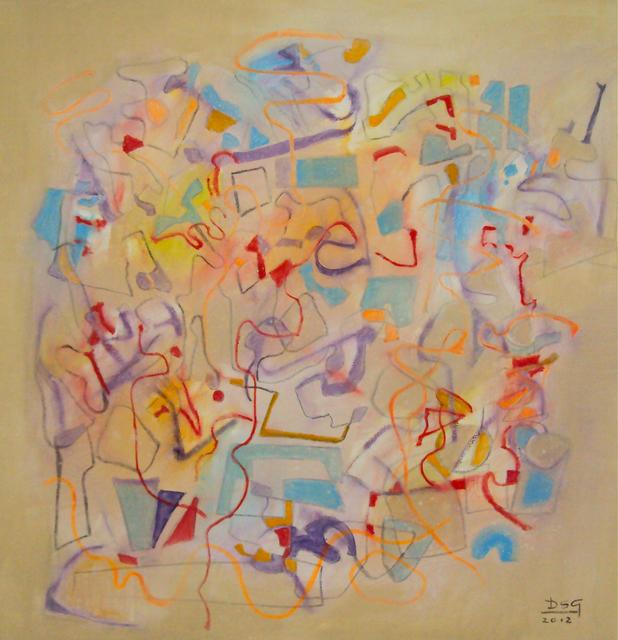 , 'Voviendo Atrás,' 2013, Walter Wickiser Gallery