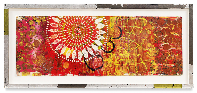 Judy Pfaff, '+'s & -'s #25', 2018, Miles McEnery Gallery
