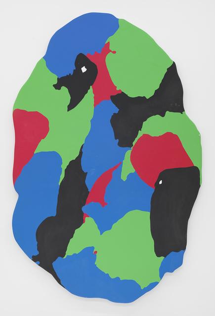 , 'Untitled (MMMMMMMM),' 2014, Feuer/Mesler