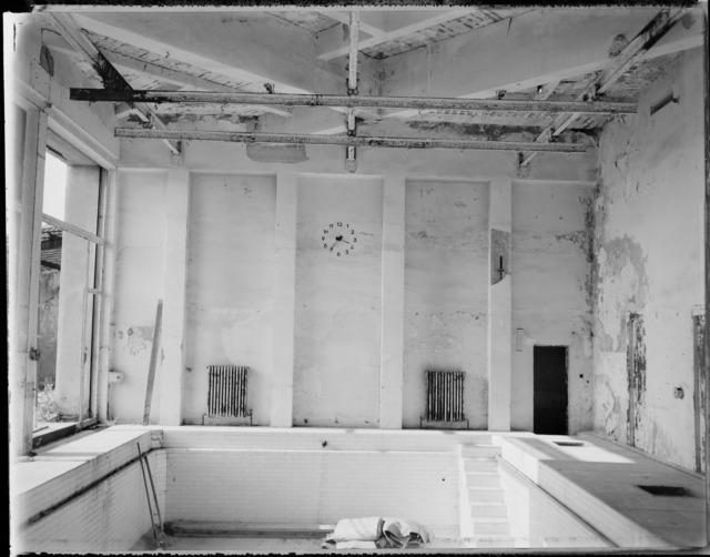 , 'Villa Noailles Pool,' 2000, Demisch Danant