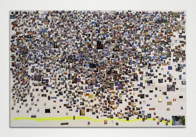 , 'Airone Porno,' 2015, Galleria Raffaella Cortese