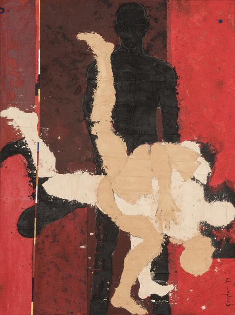 Luis Granda, 'Prueba de Fuerza', N/A, Galeria Oscar Roman