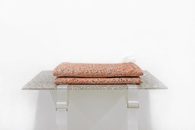 , 'Tablecloth (2),' 2018, Galerija VARTAI