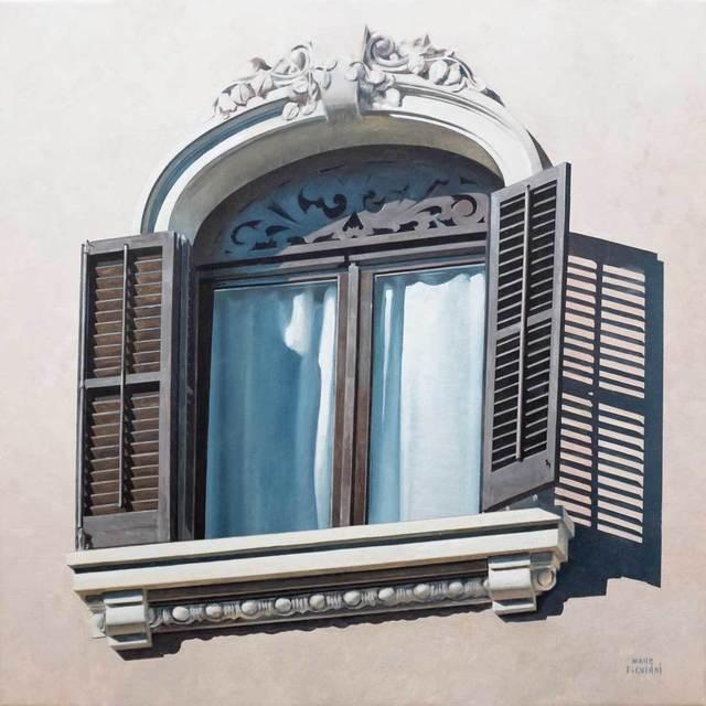 , 'Oberta al sol,' 2016, GALERIA JORDI BARNADAS