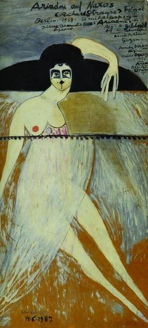 , 'Ariadne Auf Naxos,' 1987, Galerist
