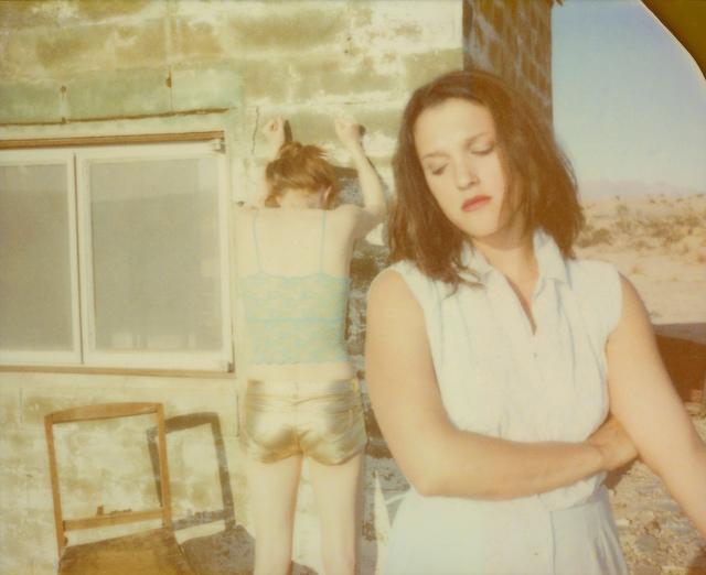Stefanie Schneider, 'I feel so alone!', 2007, Photography, Digital C-Print based on a Polaroid, not mounted, Instantdreams