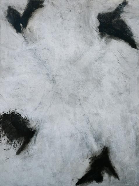 , 'Crow,' 2015, Nikola Rukaj Gallery