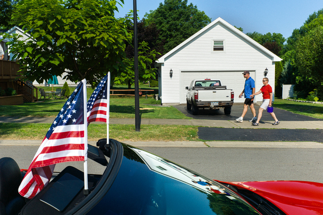 , 'Fourth of July, Rochester, New York,' 2012, Robert Klein Gallery
