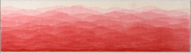 , 'Red Mountain,' 2014, Leslie Sacks Gallery