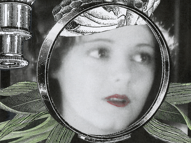 , 'Edge of Alchemy Ed. 10 (woman face in lens),' , Robischon Gallery