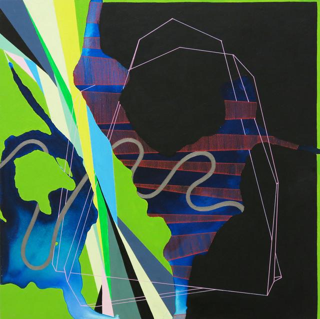 Kim Carlino, 'Visions of a Fragmented Landscape V.', 2017, Alfa Gallery