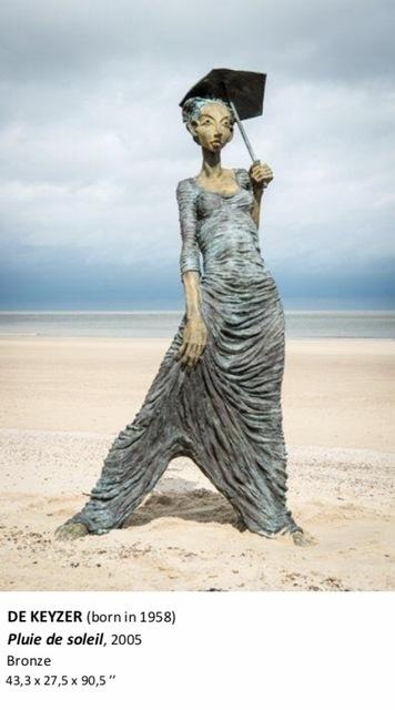 , 'PLUIE DE SOLEIL,' 2005, Galerie Vivendi