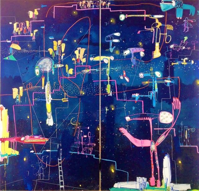 , 'Tengo Más Preguntas Que Respuestas,' 2016, Galeria Casa Cuadrada