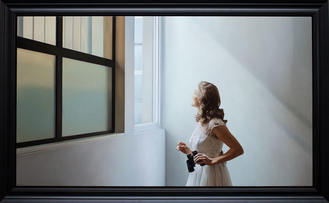 , 'Binoculars,' 2018, ARCADIA CONTEMPORARY
