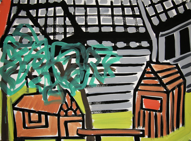 , 'Paper Landscape #12,' 2017, Bruno David Gallery & Bruno David Projects