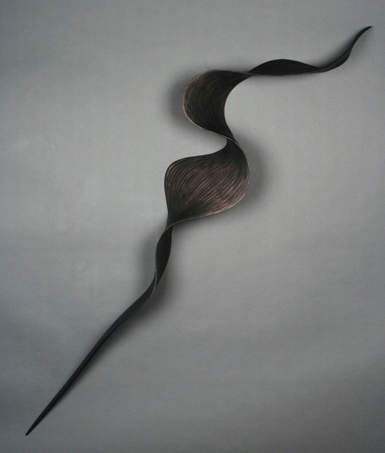 Nancy Sansom Reynolds, 'un.furl - black twist', 2014, Addison/Ripley Fine Art