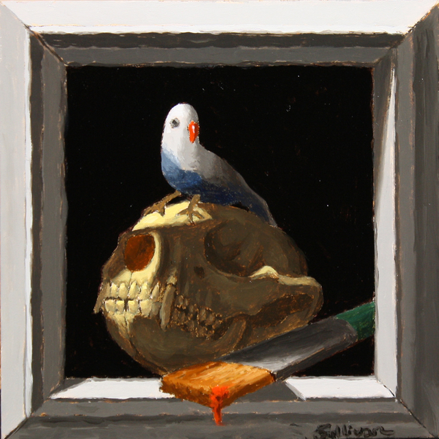 Shawn Sullivan, 'Brush with Death', 2019, Abend Gallery
