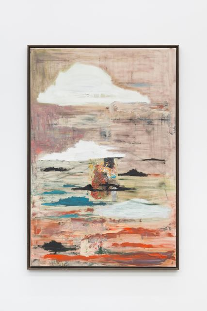 , 'Cloud Painting,' 2014, Croy Nielsen