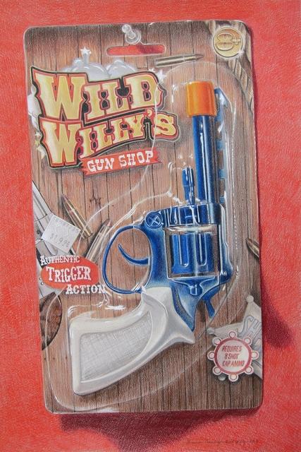 , 'Wild Willy,' 2018, Cris Worley Fine Arts