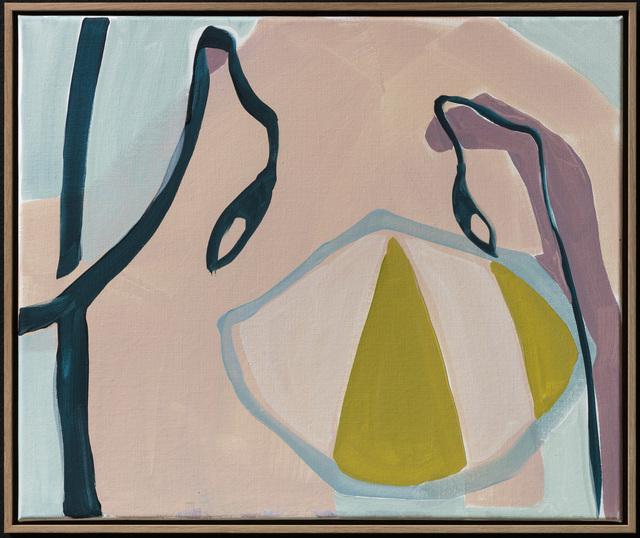 , 'Summerfield III,' 2016, Galleri Bo Bjerggaard