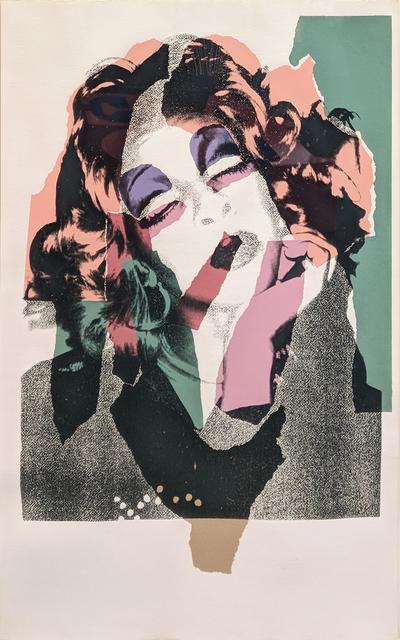 Andy Warhol, 'LADIES & GENTLEMEN FS II.128', 1975, Gallery Art