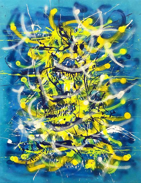 ISA-L, 'N°192', 2018, Galerie Libre Est L'Art