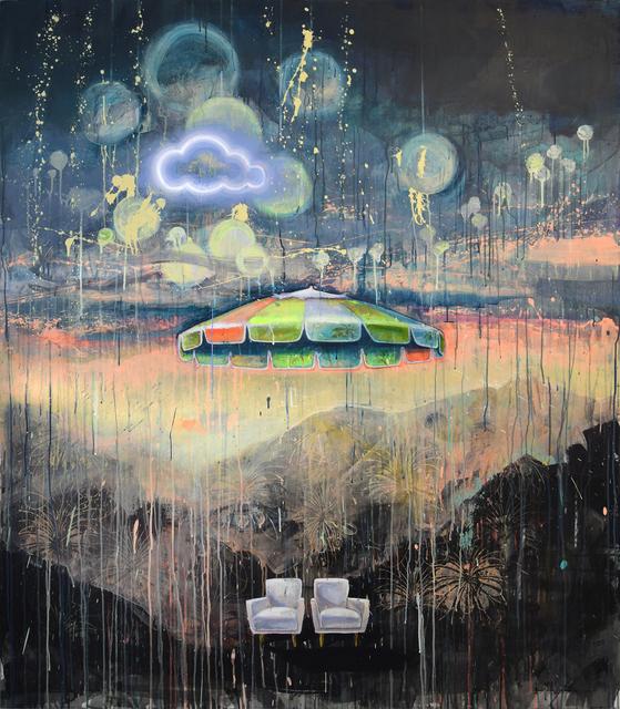 , 'Dreamscape - Skybulbs,' 2016, GALERIE VON&VON