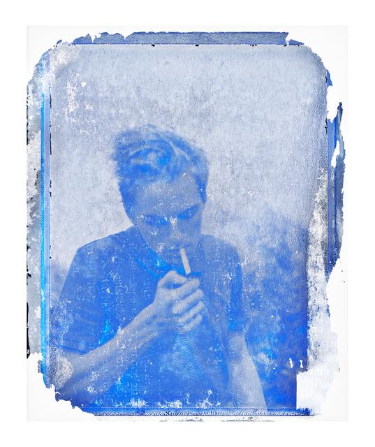 , 'Henri Hopper from Black Mirrors series,' 2011, Marie Salomé Peyronnel